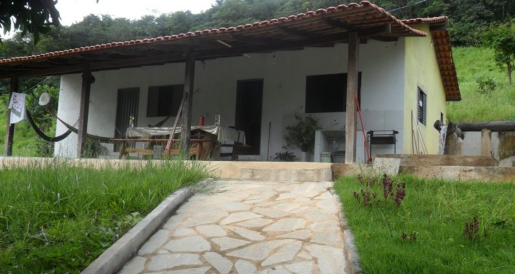 Vista frontal casa