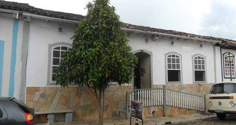 Linda Casa no Centro Histórico