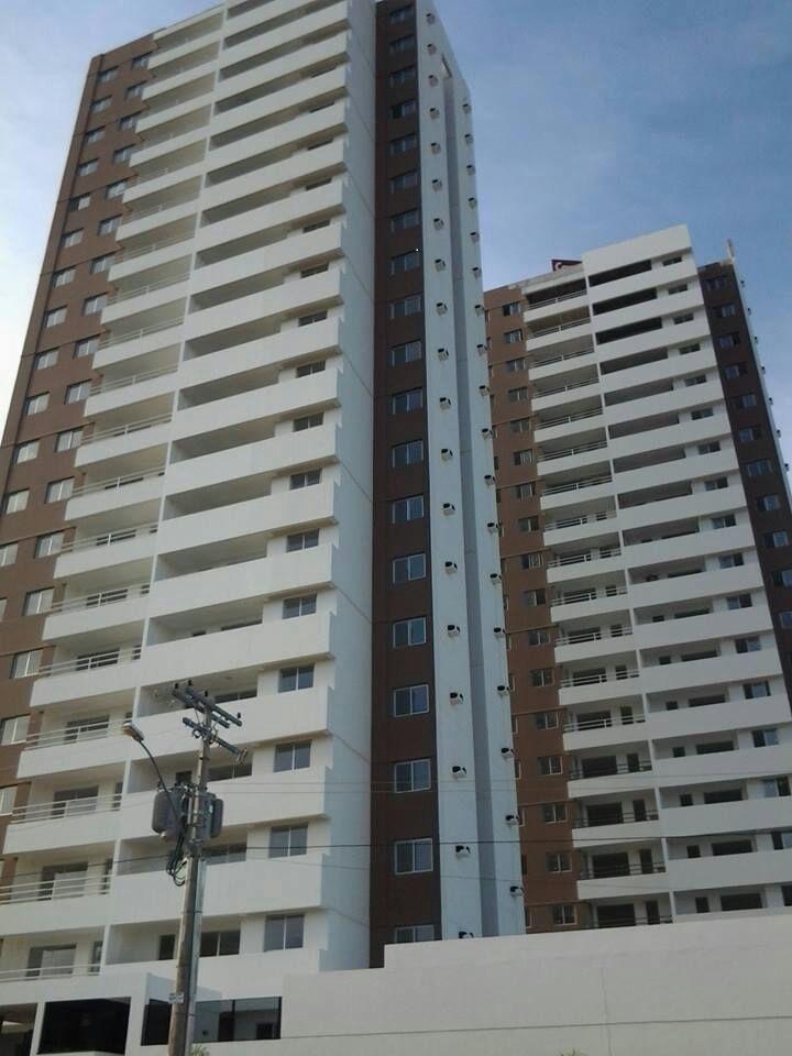 Lindo Apartamento para venda. Com 74 m² sendo 3 quartos no Jardim Atlântico - Goiânia - GO.