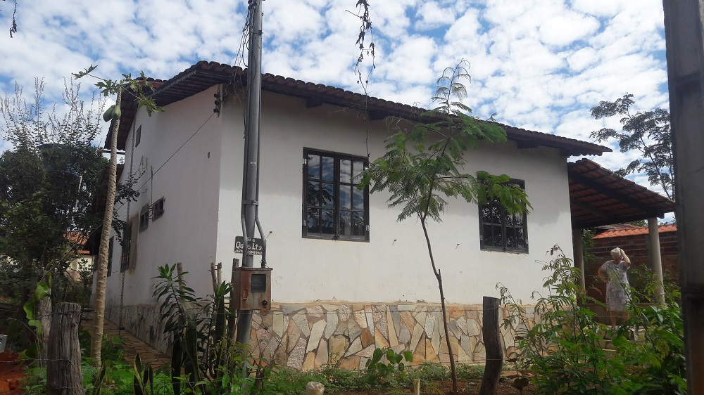 Casa Estilo Colonial de 03 Quartos Jardim Esmeralda - Pirenópolis Goiás, ao lado do Condomínio Fechado