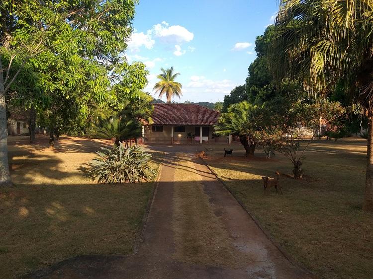 Maravilhosa Casa de 5 quartos no Condomínio Parque dos Cisnes, área total de 2098,83 m²
